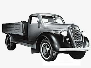 Toyota G1 Truck, First Toyota Vehicle