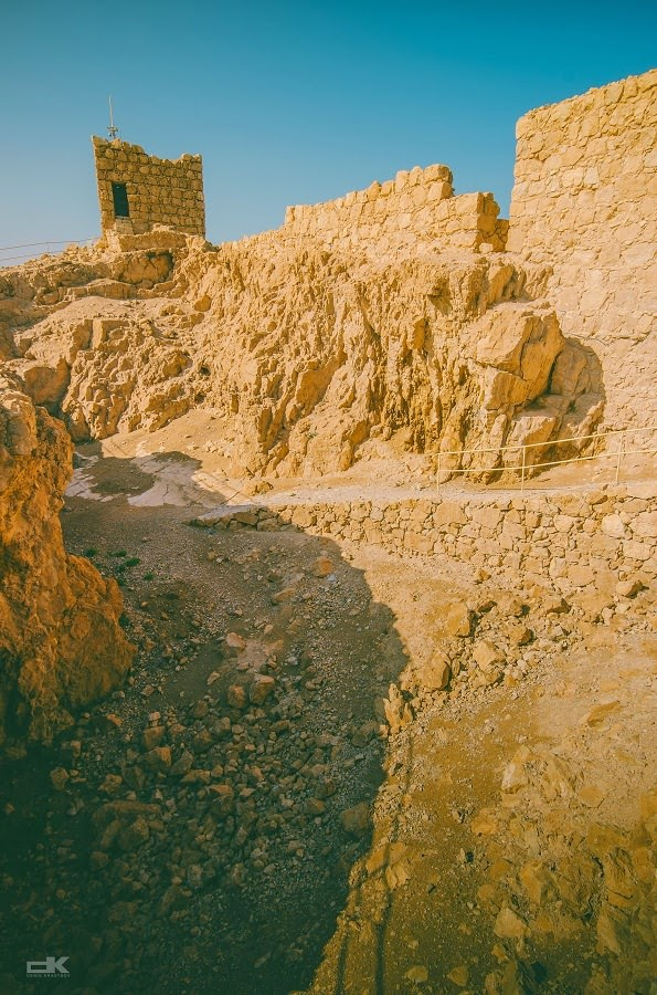 Photography-series-of-MASADA-ISRAEL-Landscape-Time