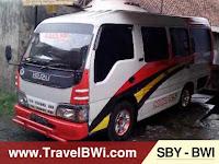 Jadwal Travel BWi Surabaya - Banyuwangi PP