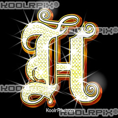 h alphabet wallpaper  Alphabet wallpapers for ...