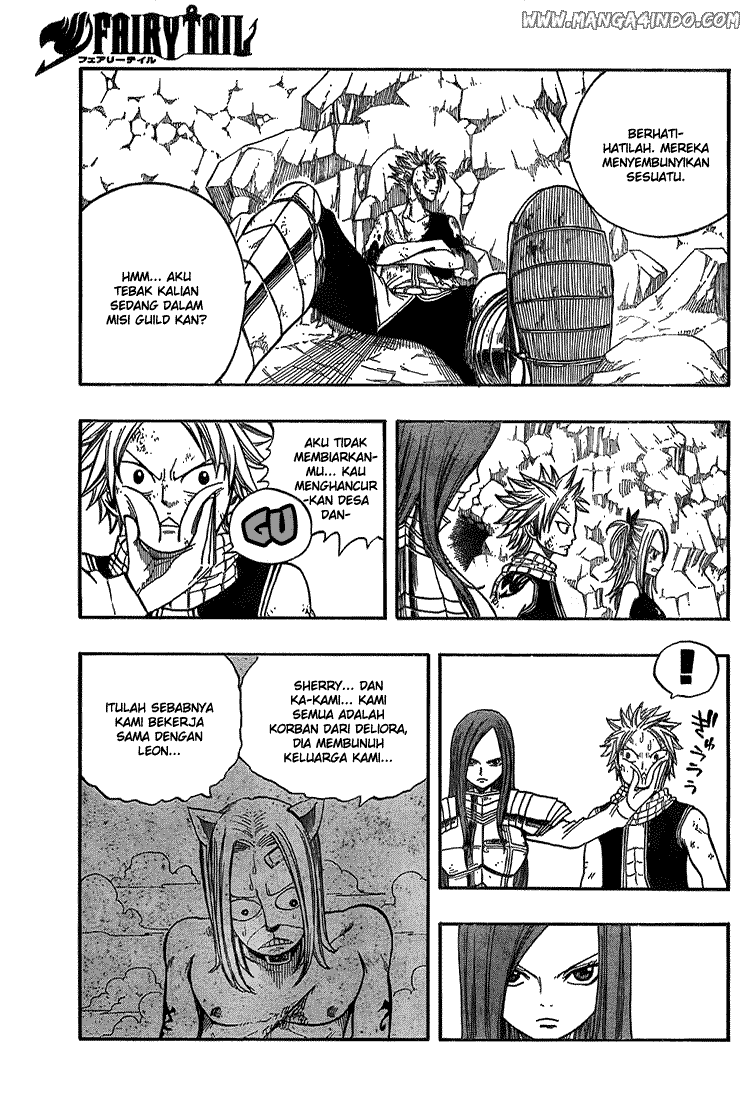 Fairy Tail 44 : The Villager's Secret