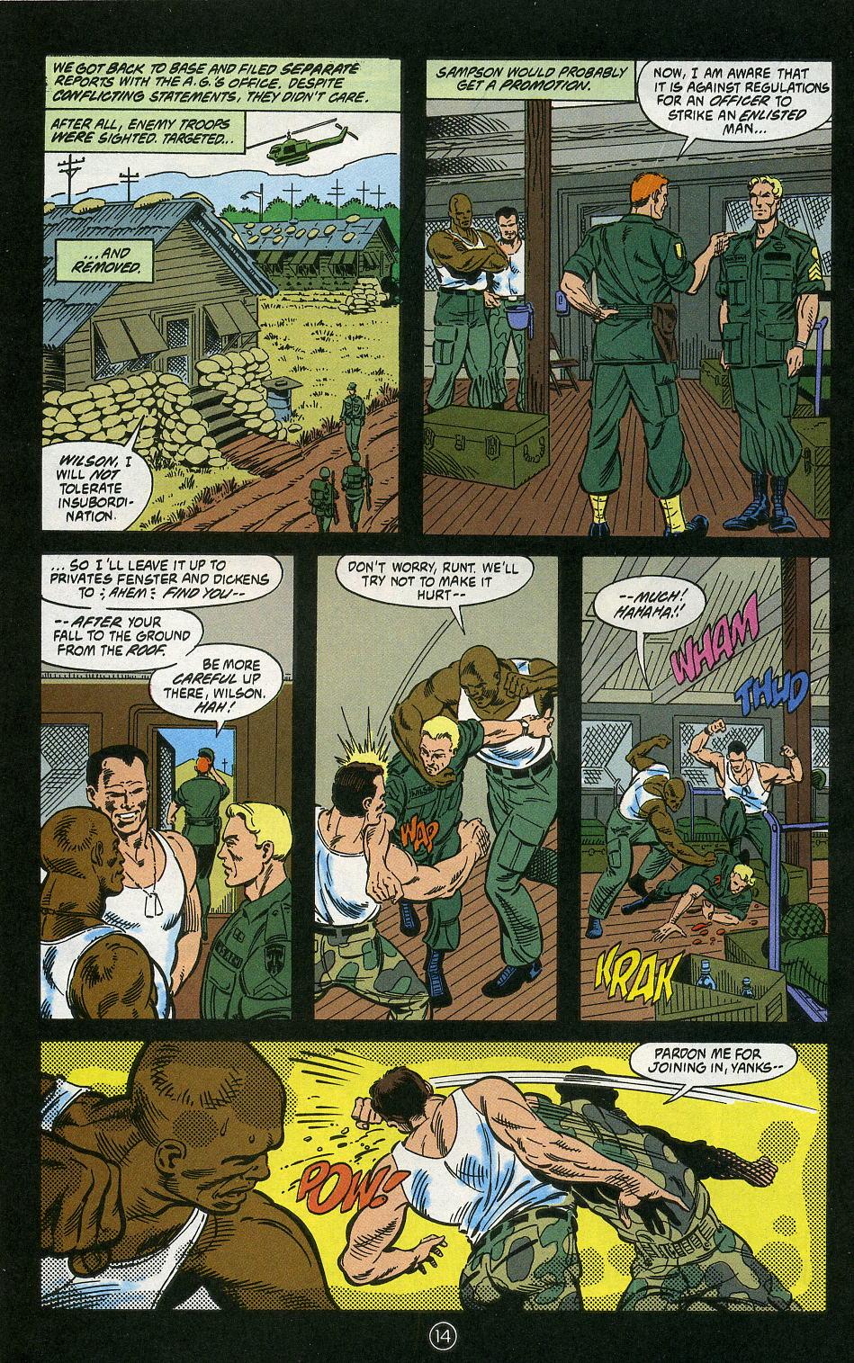 Deathstroke (1991) Issue #5 #10 - English 18