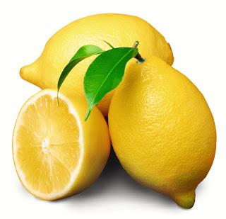 Freezing Lemons - Who Knew?