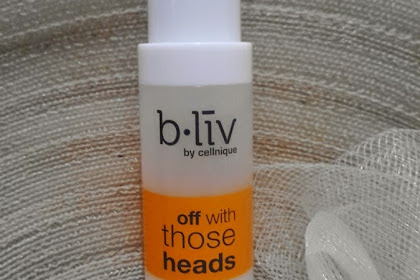B-Liv Off With Those Heads by Cellnique Review