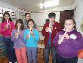 Grupo de flauta doce
