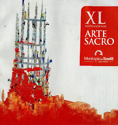 Expo Colectiva Arte Sacro TANDIL 2011