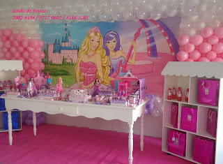 Festa Proven  Al Barbie Princesa E Pop Star