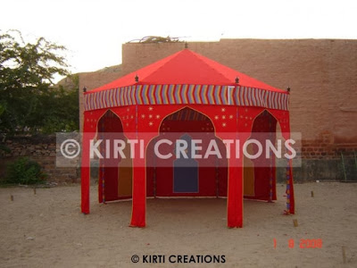 Ottoman Tent for Rent