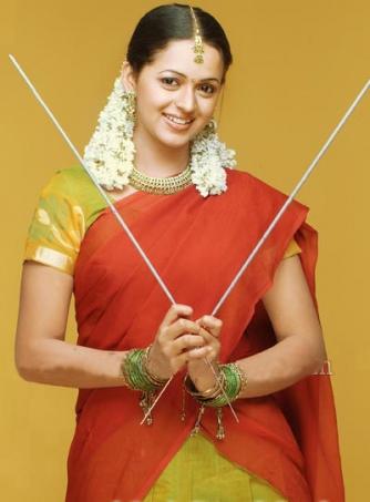 wallpapers actress bhavana actress bhavana transparent saree actress