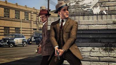 Free Download LA Noire: The Complete Edition RePack Free PC Game
