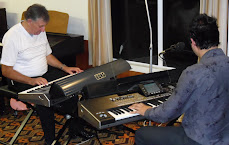Our May 2011 Guest Artists, John Bercich and Kane Steves