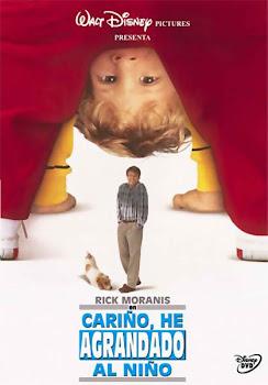 Querida, Agrandé al Niño Poster