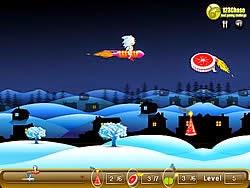 Sonic nhặt pháo, game van phong