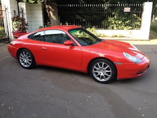 Porsche 911 Coupe - 996 model variant
