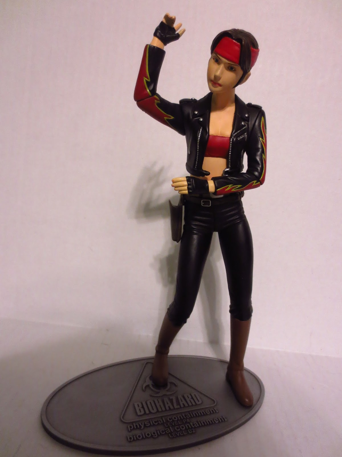 The Epic Review Resident Evil Week Claire Redfield