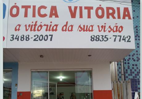 ÓTICA VITÓRIA