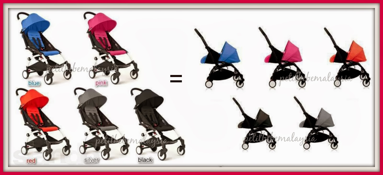 babyzen yoyo colors : Babyzen Yoyo Newborn 2014 Preorder Promo