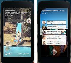 chatting facebook on android