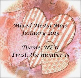 Mixed Media Mojo Challenges