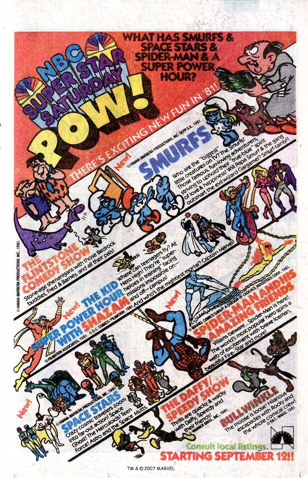 Captain America (1968) Issue #264 #179 - English 13