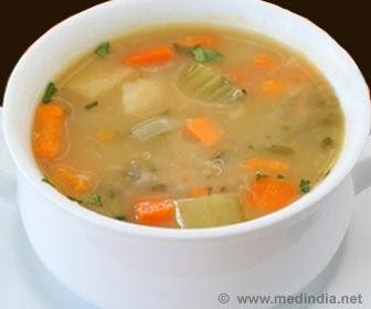 Gravy soup