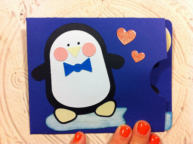 valentines-day-card-penguin-cricut-create-cute-pocket