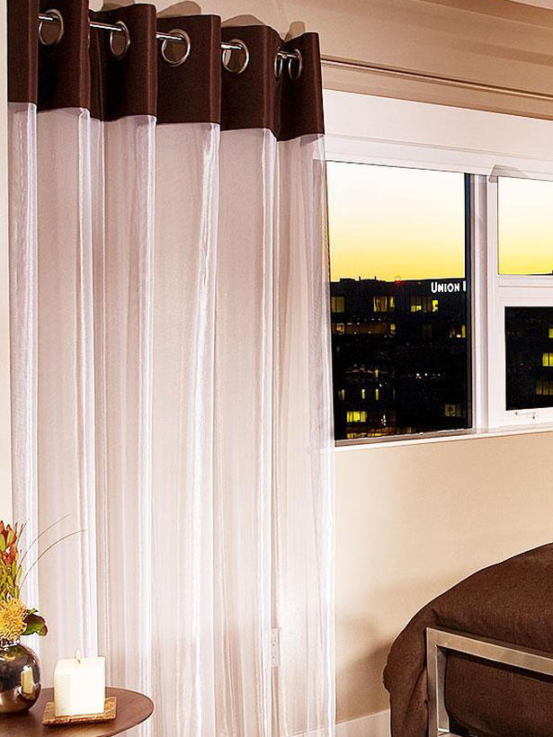 Modern Furniture Beautiful Window Treatments For Bedrooms