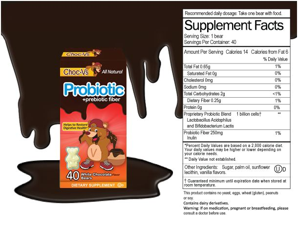 Choc-Vs Probiotic