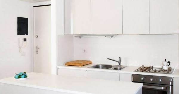 Offerte cucine prezzi e arredamento della cucina poco spazio per la cucina ecco le soluzioni - Soluzioni no piastrelle cucina ...