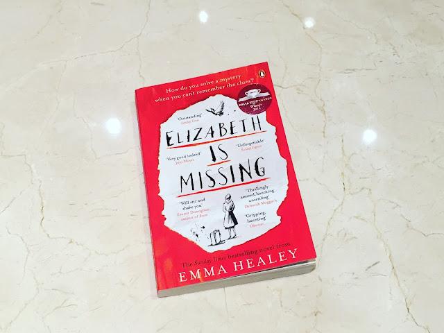 Elizabeth is Missing Emma Healey