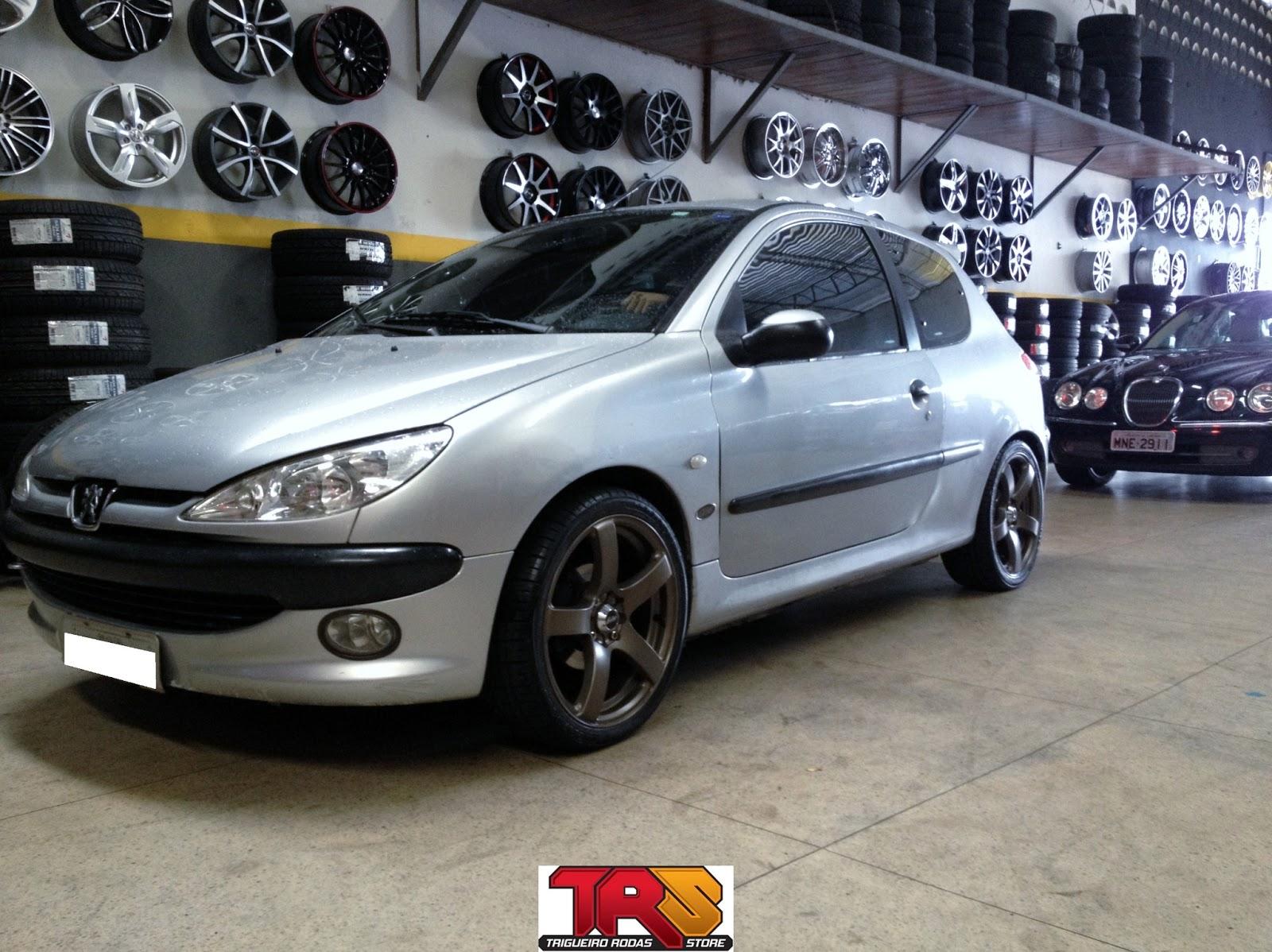 Trigueiro Rodas Store Www Trigueirorodas Com Br 84 32233905 Peugeot 206 Rodas Gallop
