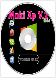 Windows XP MK V2 Edition 2013 With Update + SATA Driver