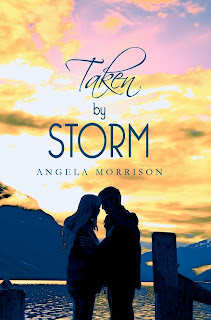 Book cover of Taken By Storm by Angela Morrison