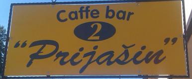 Caffe bar ''Prijašin 2''