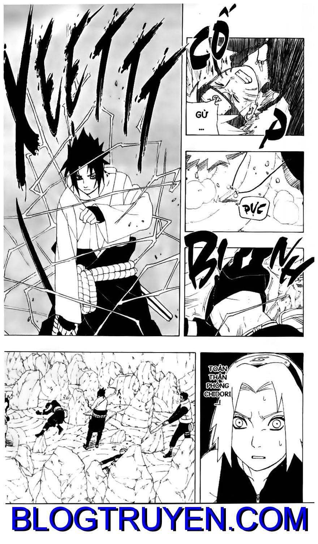 Naruto chap 308 Trang 5 - Mangak.info