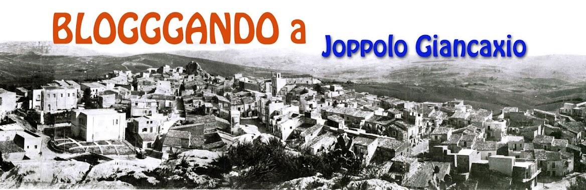 Blogggando a Joppolo Giancaxio