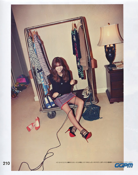 Sooyoung Nylon February 2015