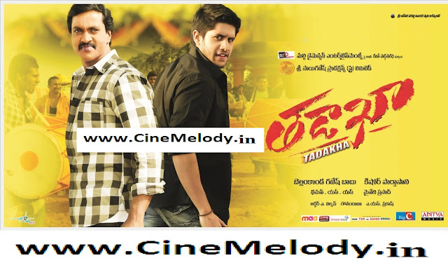 Tadakha Telugu Mp3 Songs Free  Download -2013