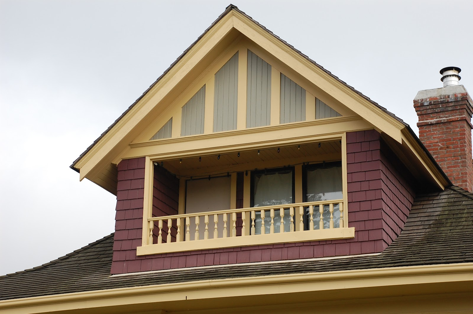 Gable dormer cost home improvement for Bungalow addition cost