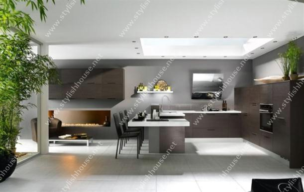 Very modern and Contemporary French Style Kitchen Designs for stylish houses
