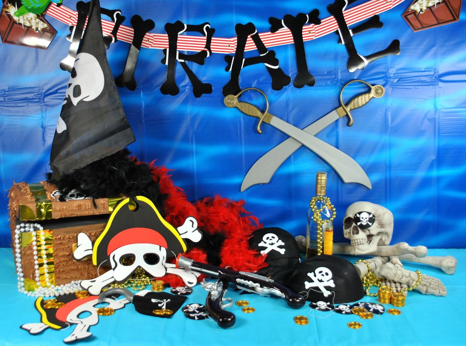 CHEAP AND COOL: Photocall Fiesta Pirata fotos divertidas para un ...