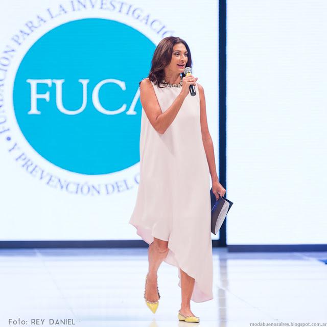 Desfile FUCA Cuidarse esta de Moda. Argentina Fashion Week primavera verano 2016.