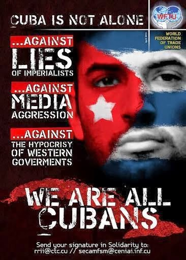 Cuba is not alone