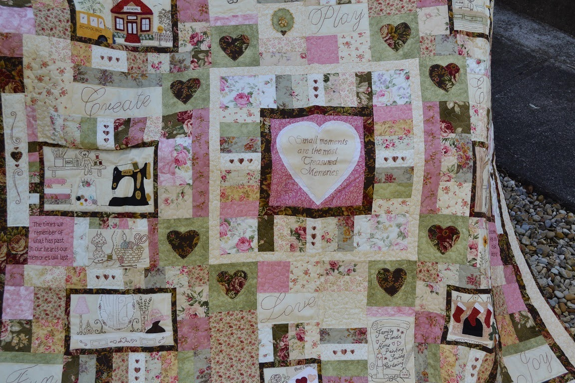 Lizzie the quilter: Quilts for sale : expensive quilts - Adamdwight.com