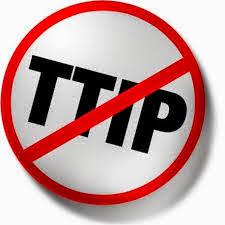 Campanya no al TTIP (Tractat de Lliure Comerç i Invercions UE-EEUU)