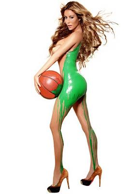 Aubrey O'Day – Slam Magazine Photoshoot