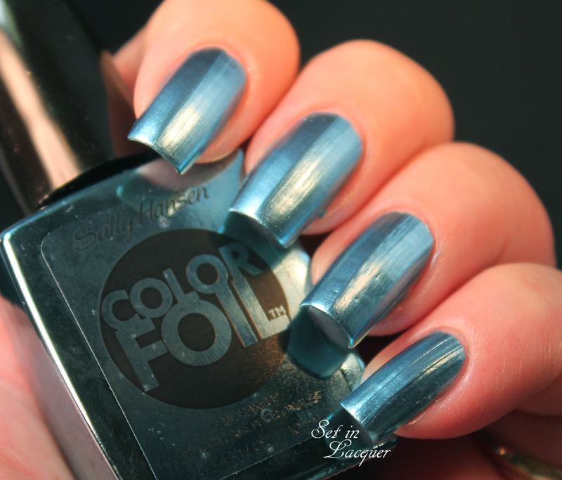 Sally Hansen Cobalt Chrome