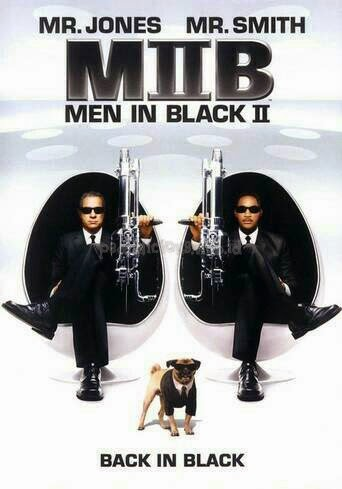 Sinopsis film Men in Black II (2002)