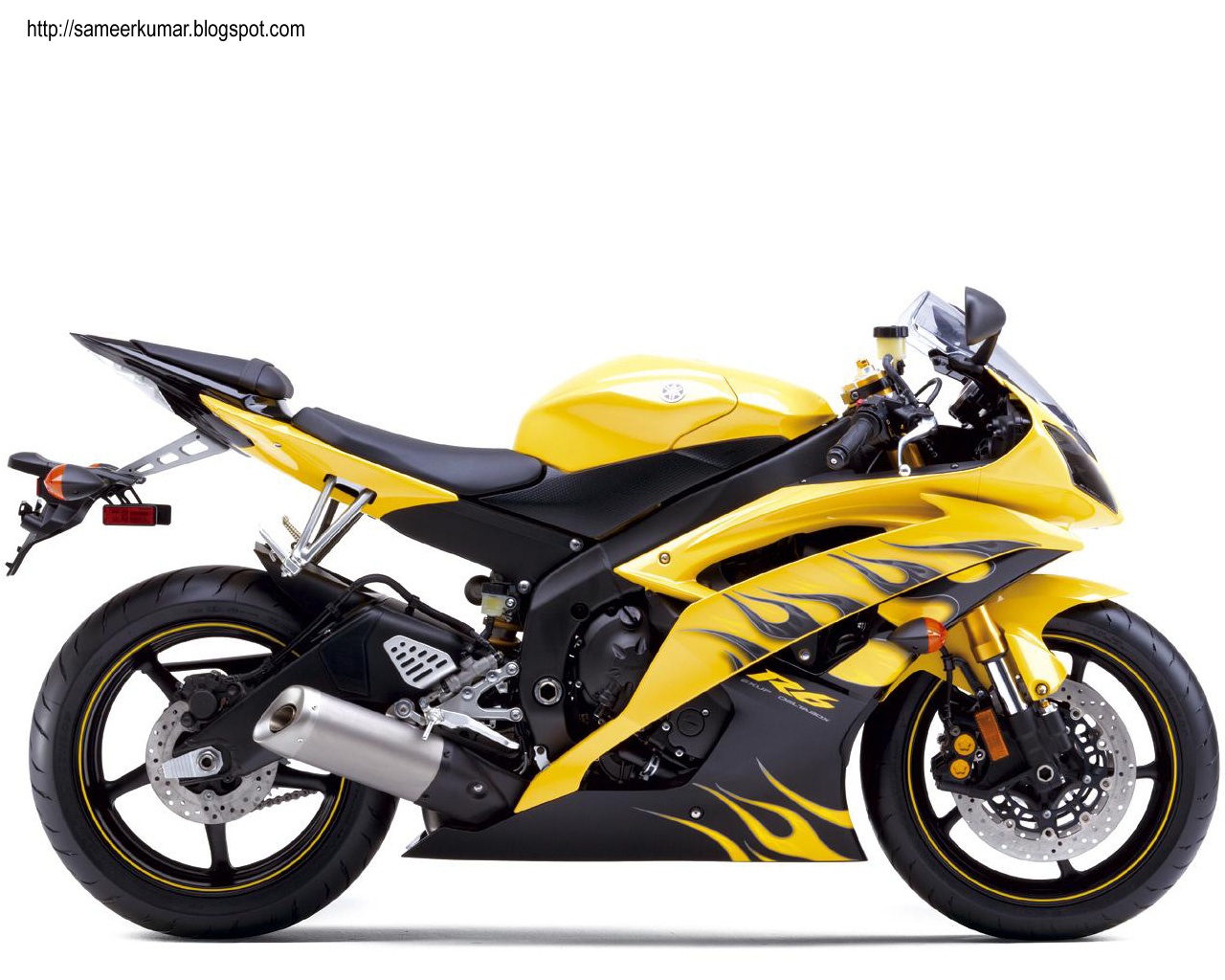 yamaha r6 sports bike wallpapers - Yamaha R6 Sports Bike Wallpapers HD Wallpapers
