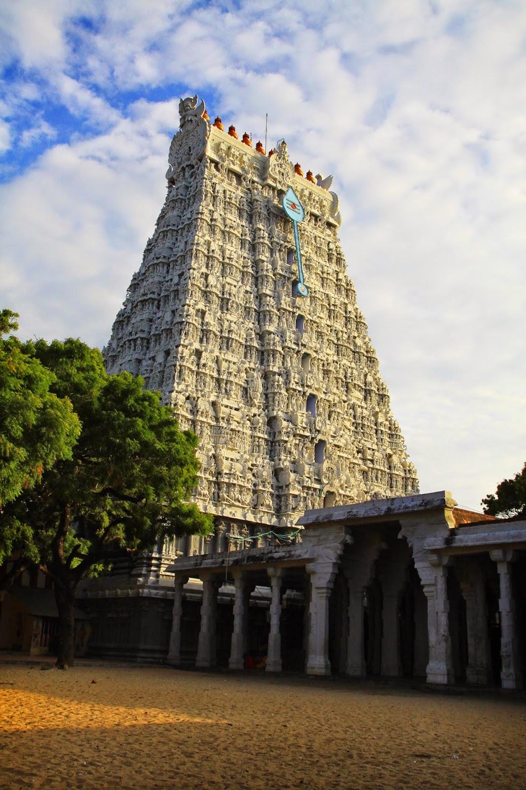 Thiruchendur Temple